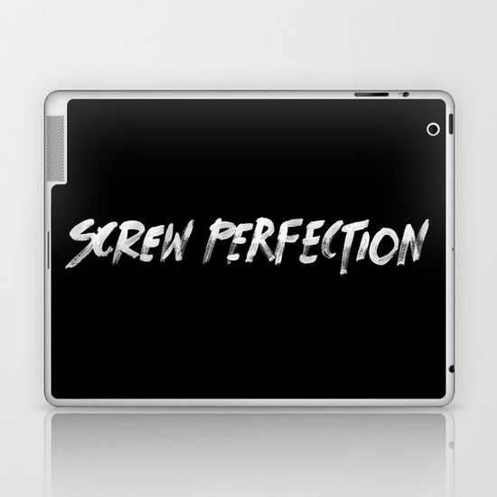Perfection Laptop & iPad Skin