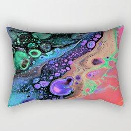 Jasper Sea - coral Rectangular Pillow