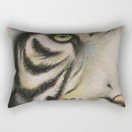 Syberian Tyger Rectangular Pillow