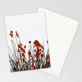 Minimal Garden Fall Scene #decor #society6 #buyart Stationery Cards
