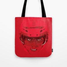 Ovechkin Superhero Tote Bag
