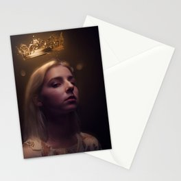 YOU SHOULD SEE ME IN A CROWN Stationery Cards