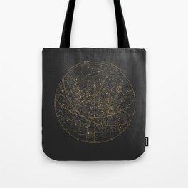 Visible Heavens - Dark Tote Bag