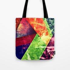 Through colour Tote Bag