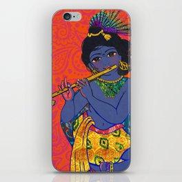 Colorful Gopala iPhone Skin
