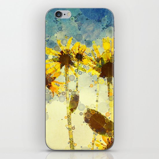 Her Thoughts Were Happy and So Was Her Life iPhone & iPod Skin