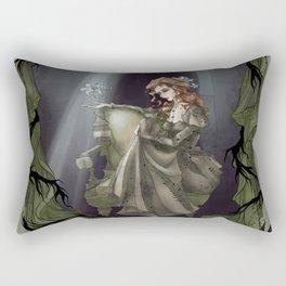 Tragically Ever After: Lily Potter Rectangular Pillow