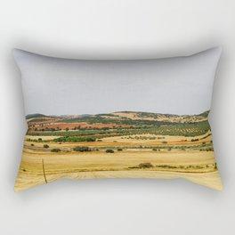 Andalusian Hills Rectangular Pillow