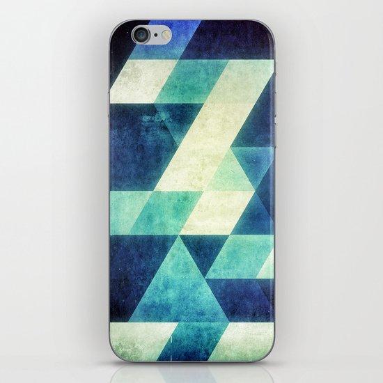 spyce_byryl iPhone & iPod Skin