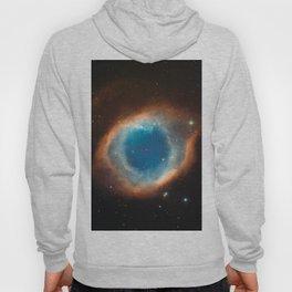 The Helix Nebula Space Photo Hoody