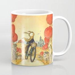 Bike Adventure Coffee Mug