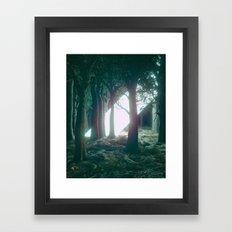 BEAMMM (everyday 08.13.16) Framed Art Print