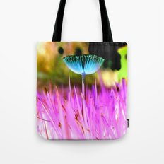 Fungal Invasions Tote Bag