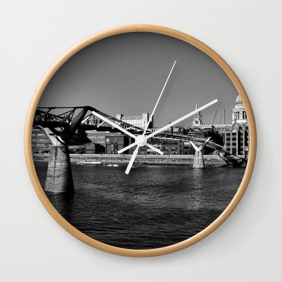 Views To St. Pauls Wall Clock