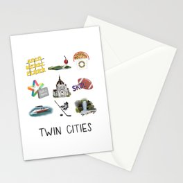Twin Cities Stationery Cards