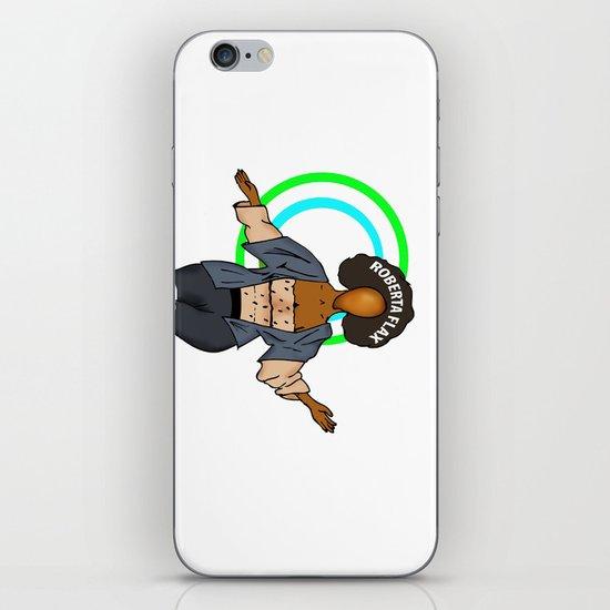 Roberta Flax iPhone & iPod Skin