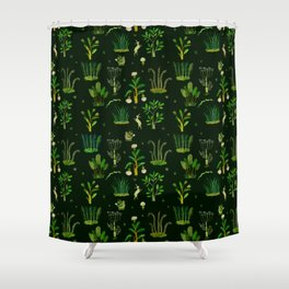 Bunny Forest Shower Curtain