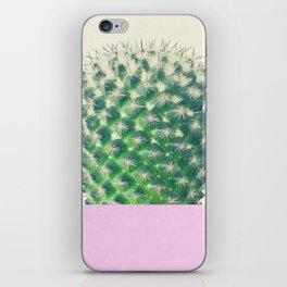 Cactus Dip II iPhone Skin
