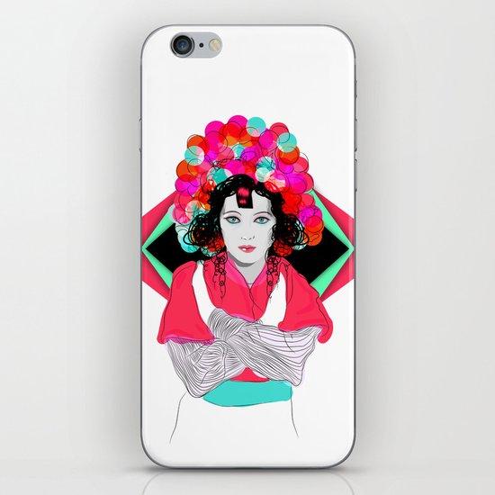 Anna May iPhone & iPod Skin