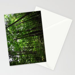 Forest // Smell The Green Stationery Cards