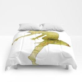 The dancer 01 Comforters