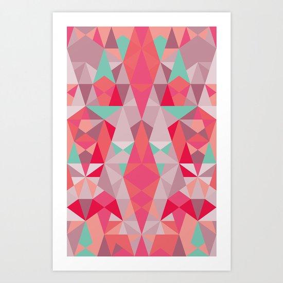 Simply II Art Print
