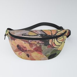 """"""" Butterfly Visit """" Fanny Pack"""