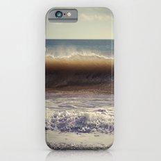 Azure Horses Slim Case iPhone 6s