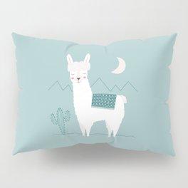 Alpaca In The Mountains Pillow Sham