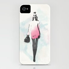 Fashion iPhone (4, 4s) Slim Case