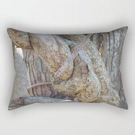 tree knot Rectangular Pillow