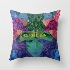 Rebecca Throw Pillow