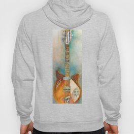 Rickenback Guitar Hoody