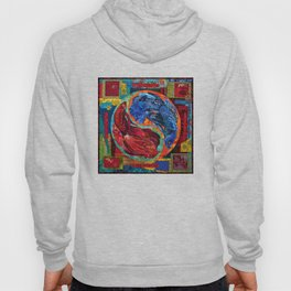 Head Over Tails Hoody