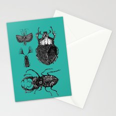Insects Stationery Cards