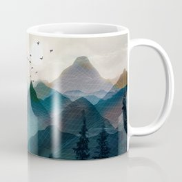 Mountain Sunrise II Coffee Mug