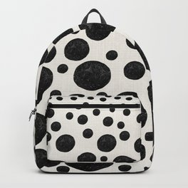 BNW Agatized Coral Dots Backpack