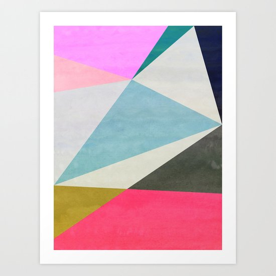 Abstract 05 Art Print