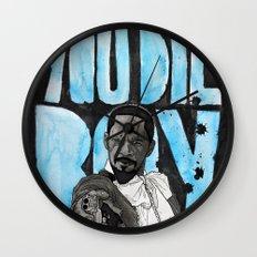 I LIKE THE WAY YOU DIE BOY Wall Clock