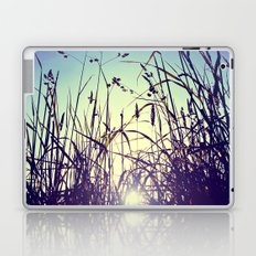 The most important thing in life aren't things Laptop & iPad Skin