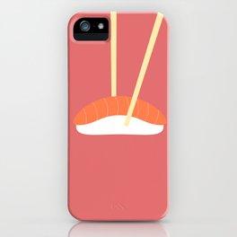 #16 Sushi iPhone Case