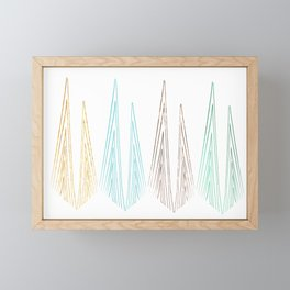 Field of Dreams Version 1 Framed Mini Art Print