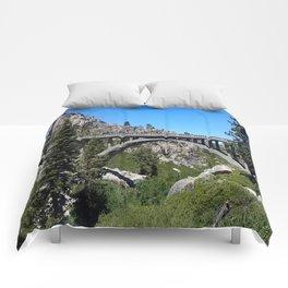 Donner Summit Bridge Comforters