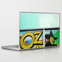 oz Laptop & iPad Skins featuring Oz by Bella Blue Photography