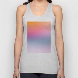 Rainbow Blush Unisex Tank Top