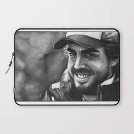 Fernando Alonso Laptop Sleeve