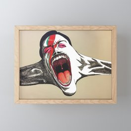 FREBOFLOYD Framed Mini Art Print