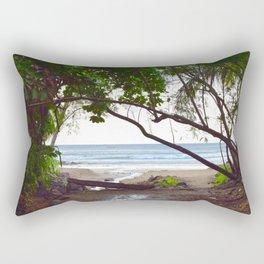 Playa Tamarindo Rectangular Pillow