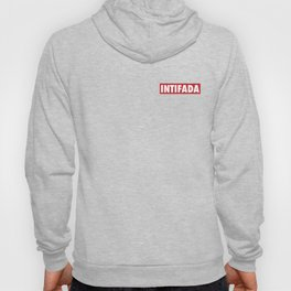 Intifada x Red Hoody