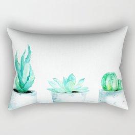 Hipster's dream garden Rectangular Pillow